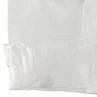 Перчатки виниловые белые, 50 пар (100 шт.), неопудренные, прочные, размер S (малый), LAIMA