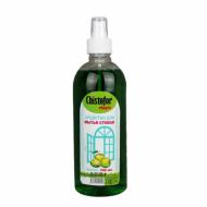 Средство для мытья стекол Chistofor Simple ЯБЛОКО ( распылитель) 500мл