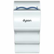 Сушилка для рук DYSON AB14, 1600 Вт, сушка 10 секунд, антивандальная, погружная, поликарбонат, белый