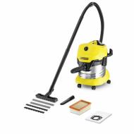 Хозяйственный пылесос - Karcher WD 4 Premium