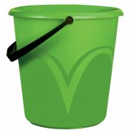 Ведро 10 л, пластиковое, пищевое - ЛАЙМА ЦВП-10