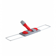 Держатель мопа для сухой уборки, 60 см, с двумя педалями - Uctem-Plas CD187