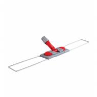 Держатель мопа для сухой уборки, 80 см, с двумя педалями - Uctem-Plas CD188