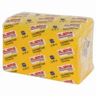 """Салфетки бумажные 400 шт., 24х24 см, LAIMA, """"Big Pack"""", желтые (интенсив), 100% целлюлоза"""