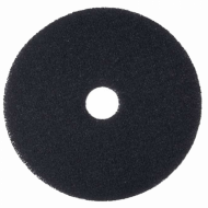Размывочный круг (ПАД), 17 дюймов, черный - FIBRATESCO