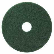 Размывочный круг (ПАД), 17 дюймов, зелёный - FIBRATESCO