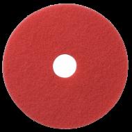 Размывочный круг (ПАД), 24 дюйма, красный - FIBRATESCO