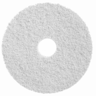 Размывочный круг (ПАД), 17 дюймов, белый - FIBRATESCO