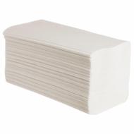 Полотенца бумажные 1-слойные. V-сложения, 200 листов, комплект 20 шт.